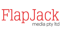 FlapJack Media Pty Ltd Retina Logo